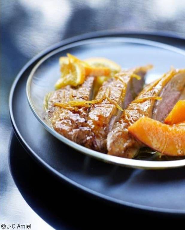 Filets de canard au gingembre pour 4 personnes - Recettes Elle à Table