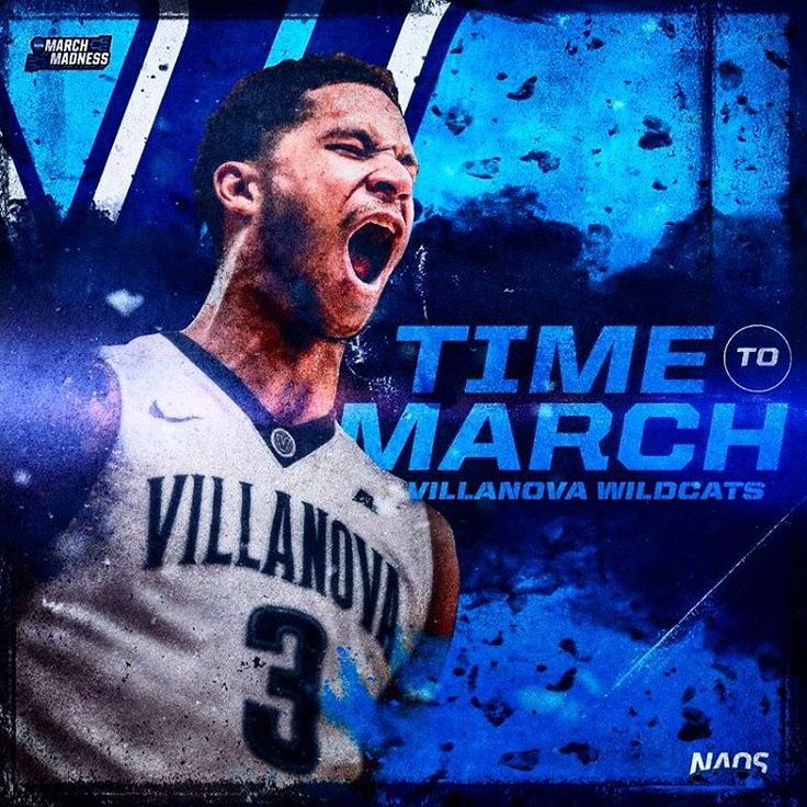 """46 Likes, 2 Comments - New Age Of Sports (@newageofsports) on Instagram: """"#Villanova #Wildcats #Nova #March #MarchMadness #NCAA #NCAAB #Basketball #Sports #Graphics…"""""""