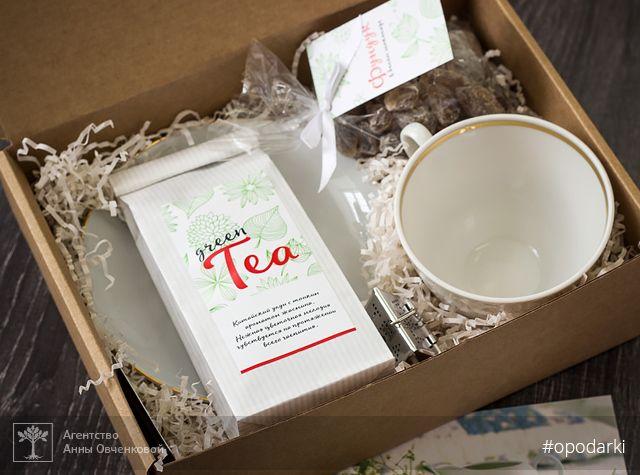 Корпоративные подарки. Чайные традиции