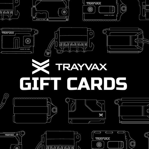 There's still time to give the gift of Trayvax. Electronic Gift Cards available now!