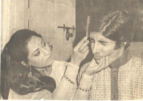 Amitabh Bachchan & Jaya