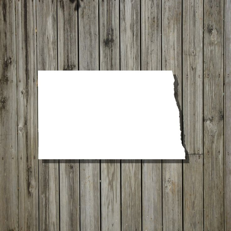 Small Whiteboard, State Shaped Kitchen Whiteboard Any State: Small Size