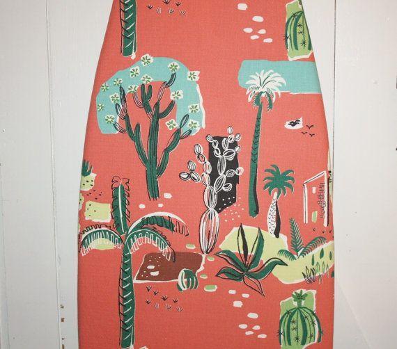 Vibrant Southwestern Desert Style Mid by VintageLinenDelights