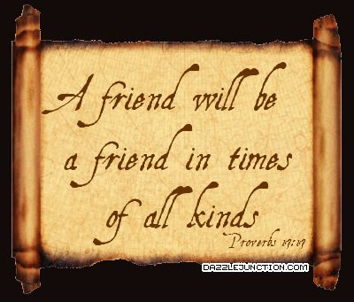 Bible Quotes About Friendship Inspiration Bible Verses About Friendship  Bible Verse Comments Images