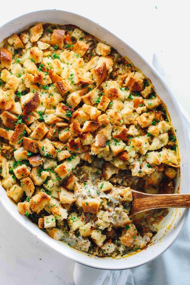 Chicken sausage wild rice casserole recipe