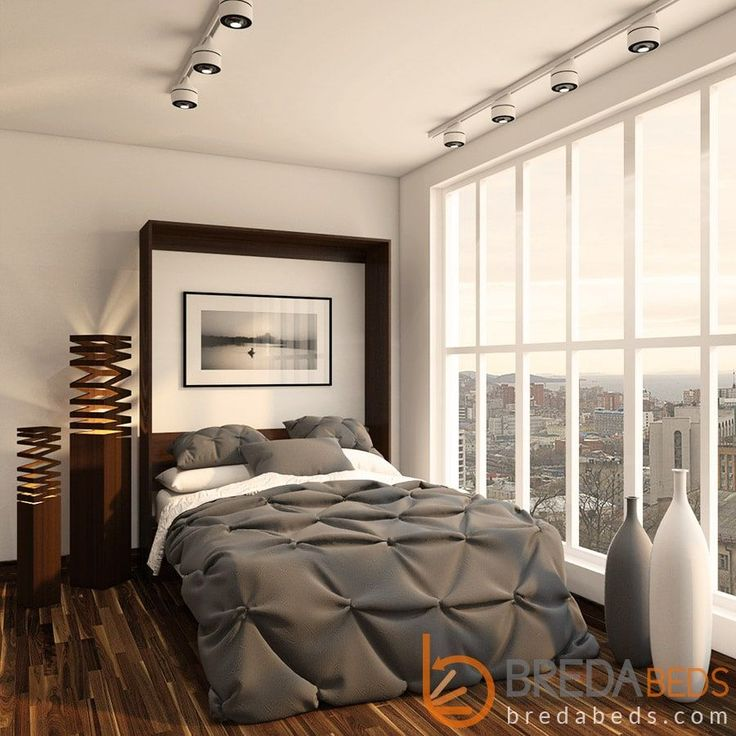 Urban Murphy Bed Murphy Bed Kit BredaBeds in 2020