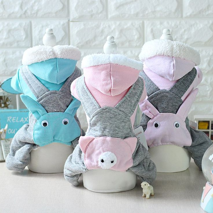 Pig Pet Costume Rabbit Rubby  Rompers Jumpsuits Dog Clothes Clothes for Dogs  Sale Hooded Winter Autumn 16ZF95 //Price: $11.95 & FREE Shipping //     #hashtag4
