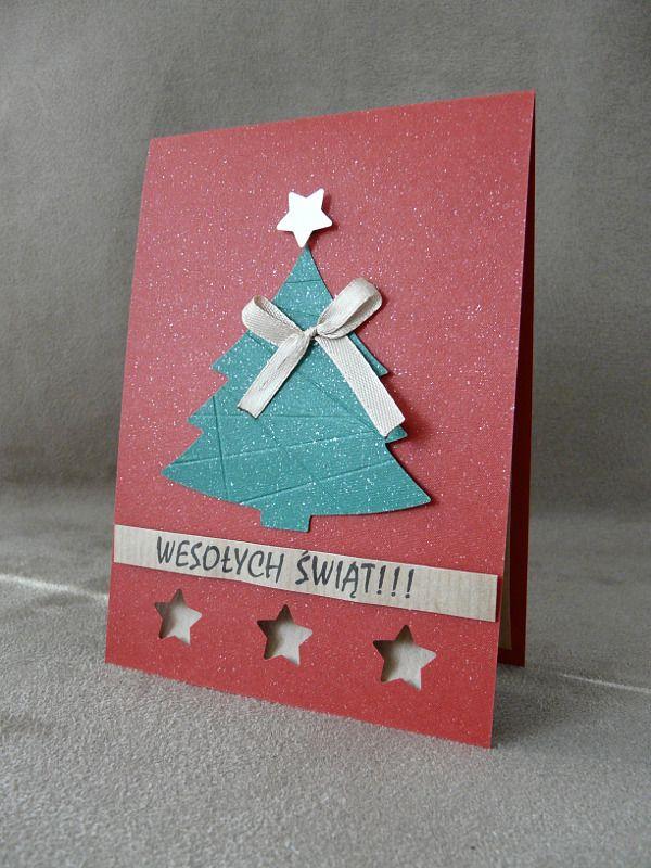 Kartka świąteczna z choinką :) Mamy wiele propozycji :) TopComicArt www.facebook.com/topcomicart