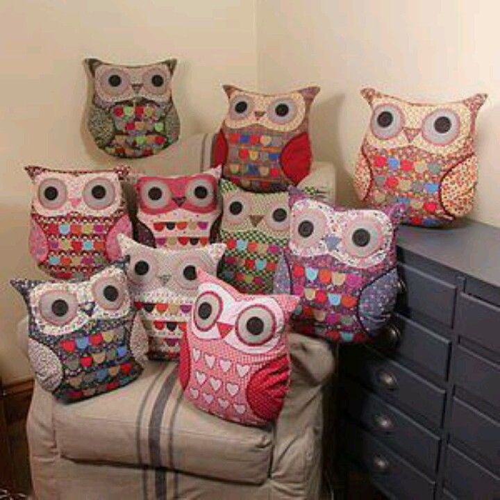 Awww! I want these for my owl city collection;)
