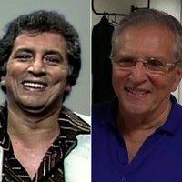 Carlos Alberto de Nóbrega comemora participação na Globo e relembra: 'Eu fui tão feliz aqui'