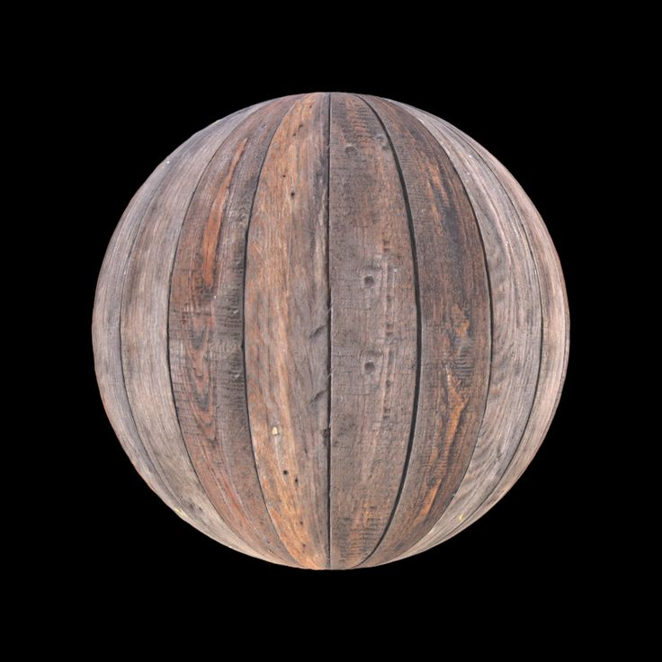 free seamless wood planks texture with diffuse, normal, displacement, specularity and occlusion maps.