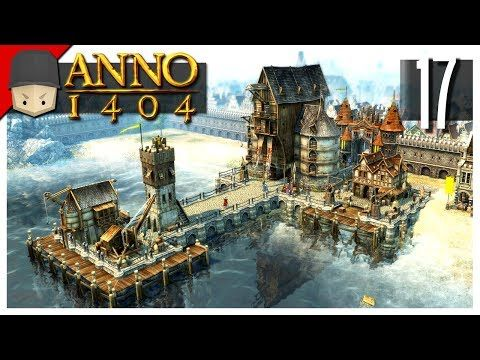 awesome Anno 1404 Venice - Ep.17 : Roses, Perfume & Historic Warehouse!