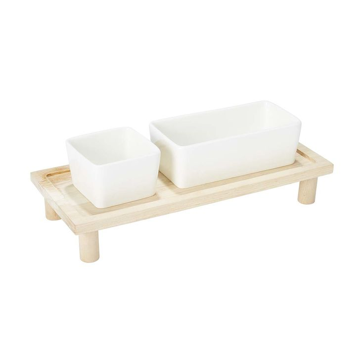 Bowls with Stand | Kmart
