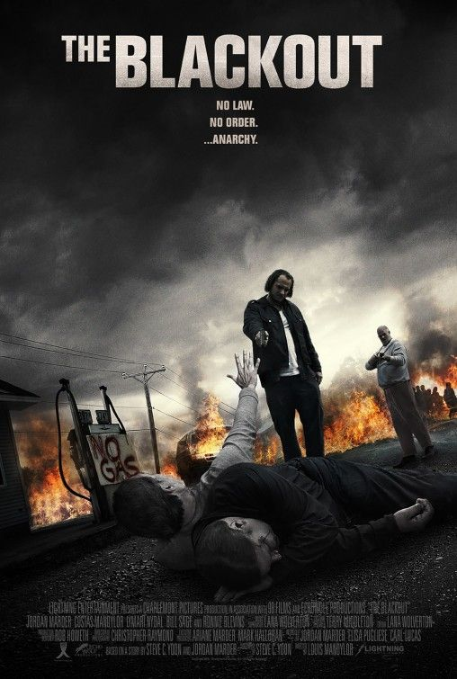 The Blackout Movie Poster