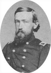 Benjamin Harrison (August 20, 1833 – March 13, 1901) born in North Bend, Ohio, & moved to Indianapolis, Indiana, at age 21, eventually becoming a prominent politician there. During the American Civil War, he served the Union as a colonel and brigadier general in the XX Corps of the Army of the Cumberland. After the war, he unsuccessfully ran for the governorship of Indiana & was elected to the U.S. Senate by the Indiana legislature, later the 23rd President of the United States (1889–1893).