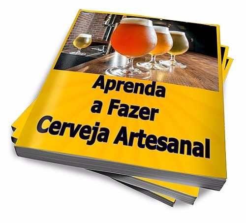 Aprenda A Fazer Cerveja Artesanal