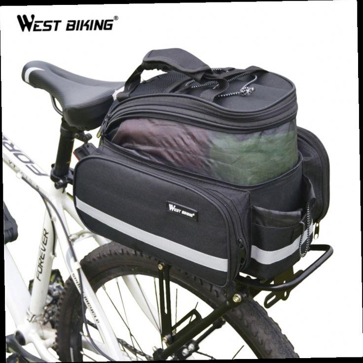 44.99$  Watch here - http://alifiw.worldwells.pw/go.php?t=32435486834 - WEST BIKING 25KG Bicycle Rack Bike Rear Luggage Rack MTB Bike Accessories Bagageiro Bicicleta Cargo Backpack Bicycle Rack 44.99$