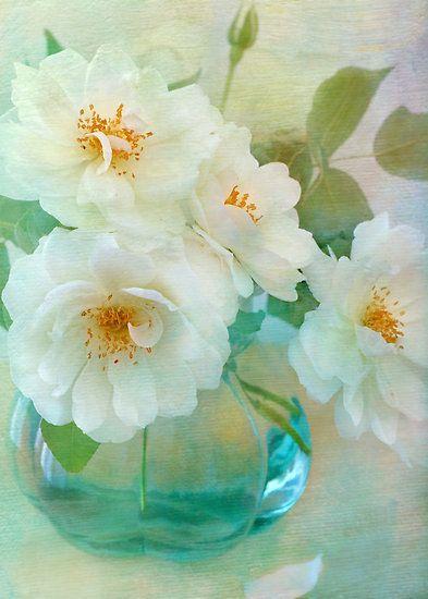 """""""blooming"""" by Teresa Pople"""