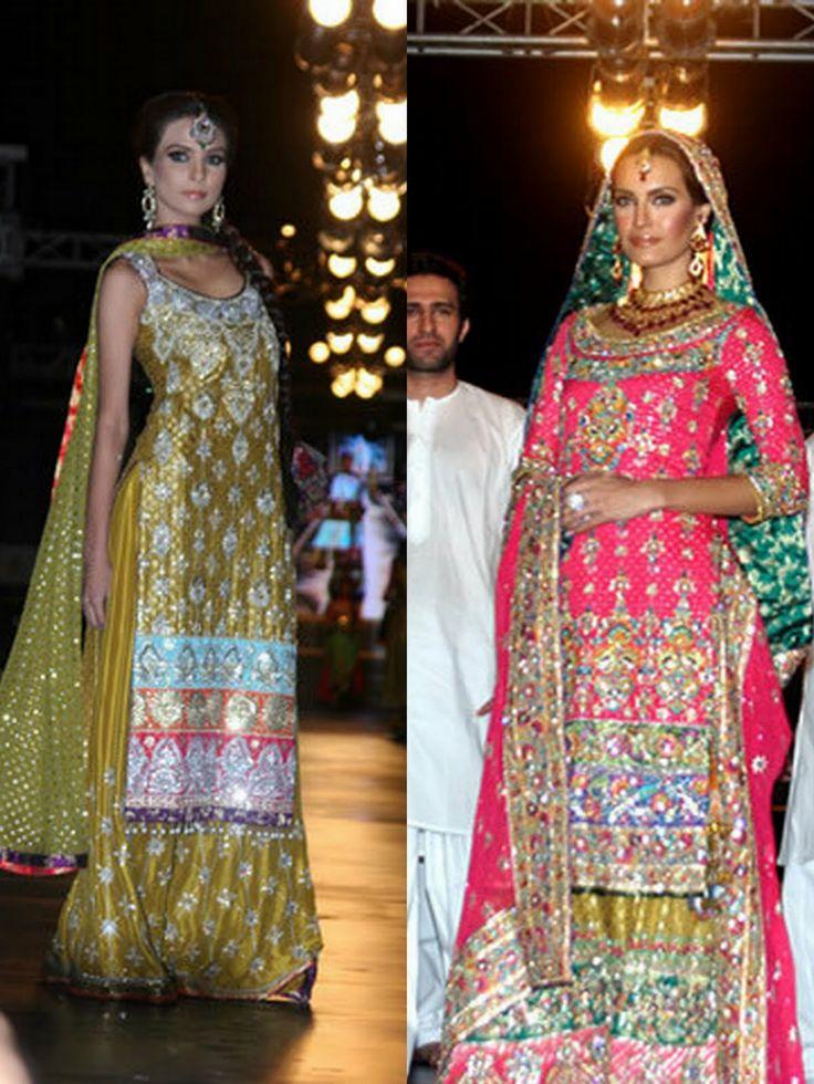 Pakistani Bridal Couture Week - Nomi Ansari