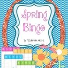 Free! Spring blank BINGO sheets can be used for just about anything. Print them out, write your words on them (sight/trick words, nonsense words)