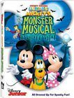Mickey Mouse Clubhouse: Mickeys Monster Musical DVD New Sealed