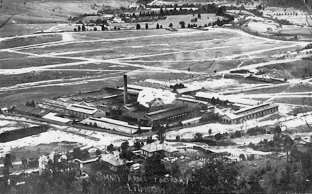 Small Arms Factory, Lithgow. Unknown date.