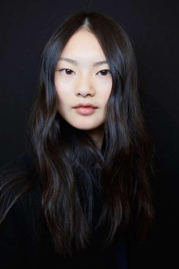 cortes de cabello de moda fotos de los cortes de pelo pelo largo