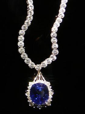 Sapphire: Bling, Sapphires Blue, Jewelry Favorites, Antique Vintage Jewelry, Beauty, Diamond Necklaces, Sapphire Necklaces