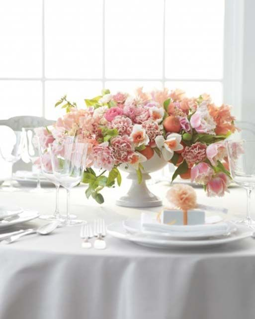 Elegant And Affordable Wedding Flower Ideas We Love: 1000+ Images About Table Wedding Flowers On Pinterest