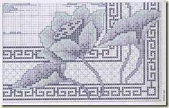 5 - ╭⊰✿✿⊱╮ Almofadas em Oriental Ponto Cruz -  /    ╭⊰✿✿⊱╮ Cushions in Eastern Cross Stitch -