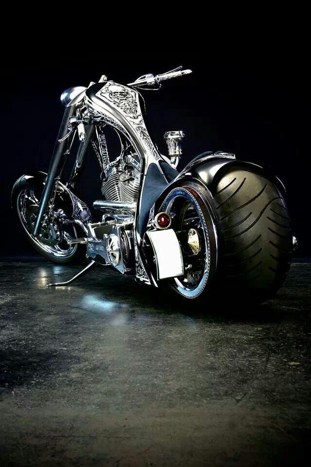 Custom Choppers Harley Davidson (30)
