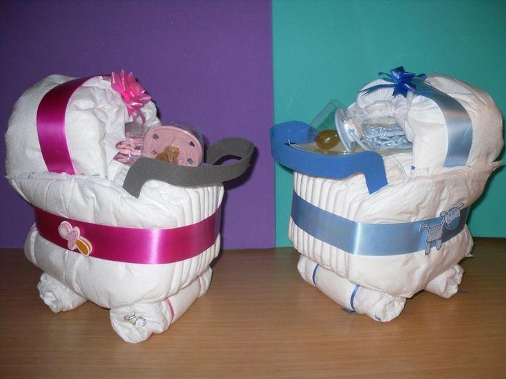 tarta de pañales Archives - Bebé feliz