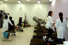 HC inaugura academia para pessoas com doença auto imune