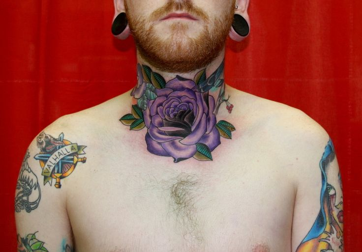 10 best More About Purple Rose Tattoo images on Pinterest ...