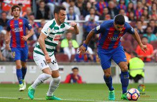 Blog Esportivo do Suíço:  Barcelona sofre, vence o Eibar de virada, mas vê Real ficar com o título