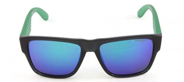 Gafa de Sol Carrera 5002 Negro B4YZ9 #sunglasses #him #men #hombre #gafas #Carrera #chico #fashion #accesories