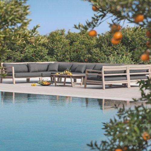 #Case di campagna: come trasformare un cortile in un angolo di paradiso #design #arredare