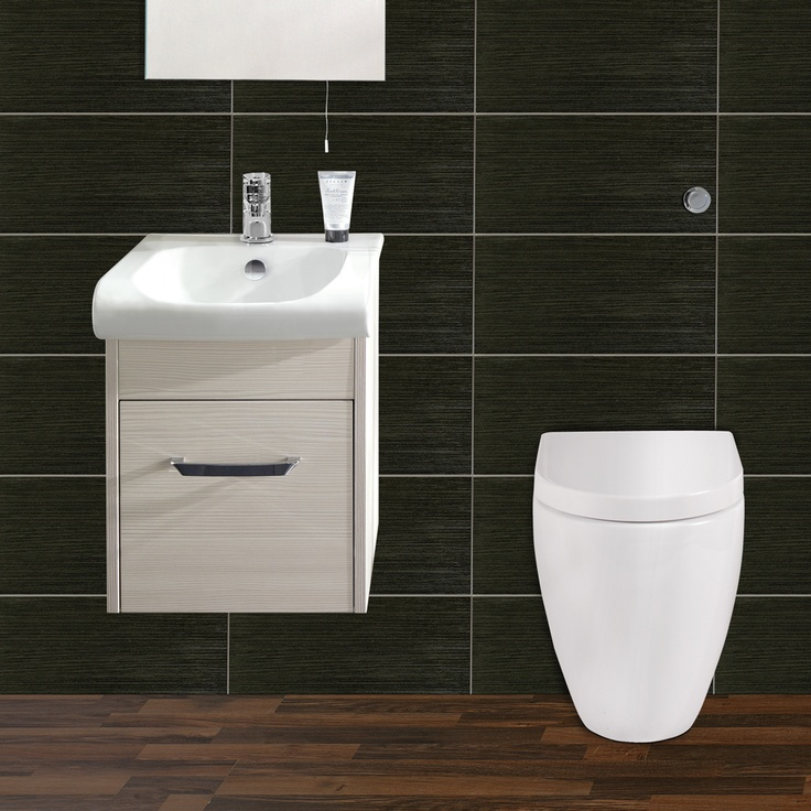 24 Best Images About Under Stairs Toilet On Pinterest