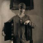 La Comtesse Jean de Polignac, daughter of Jeanne Lanvin, 1926.Jeanne Lanvin, 1920, La Comtesse, Comtesse Jeans, Edward Steichen, Gelatin Silver, Condé Nast, De Polignac, Jeans Two