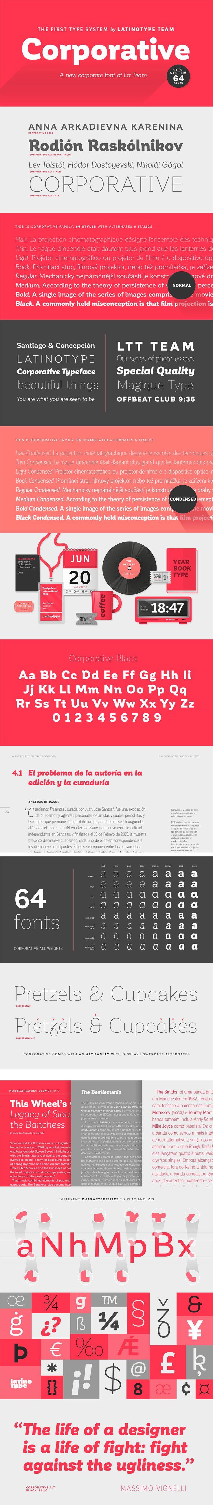 22 World Class Quality Fonts