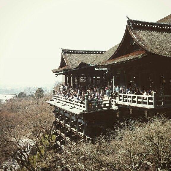 Kyomizudera temple Kyoto © copyright Barbara Mazzei
