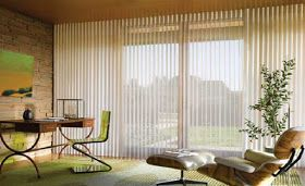 Vertical blinds and horizontal blinds are very practical for window coverings and blinds are completely identical to each other. The dissimilarity is in the way the window blinds are pressed, although both can be operated manually.