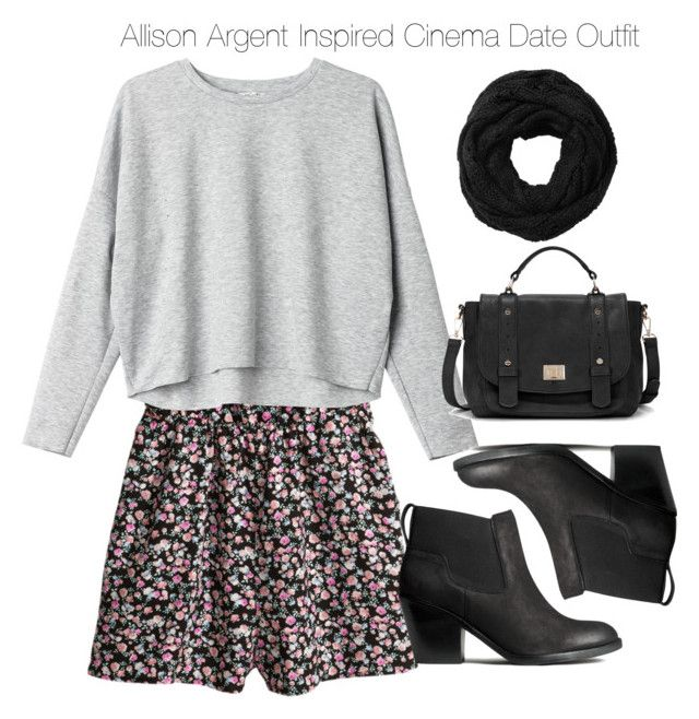 """Teen Wolf - Lydia Martin Inspired Cinema Date Outfit"" by staystronng ❤ liked on Polyvore featuring H&M, Monki, Sole Society, Subtle Luxury, date, TeenWolf, LydiaMartin, tw and cinema"