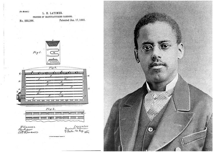 the life of lewis howard latimer Early life youngest of all four children lewis lied about his age to enter the navy and support his family lewis howard latimer lewis latimer (black americans of achievement), winifred latimer norman.