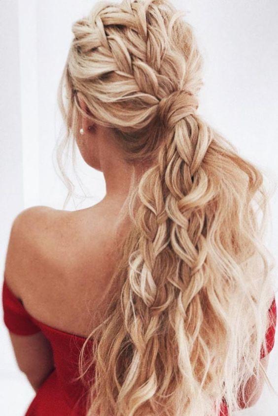 65 Einfache Frisuren für Damen, Schritt für Schritt DIY - das beste Futter - #DIY #easy #Feed #Finest #hairstyles