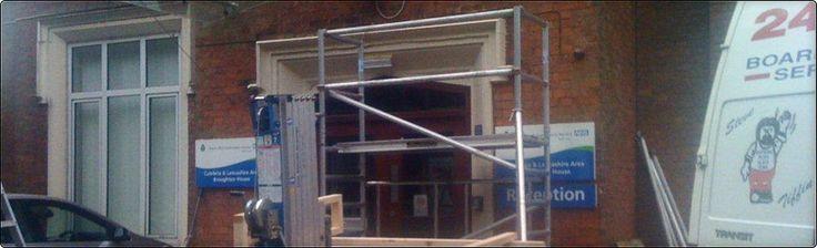 Glaziers, Emergency Glazing Preston | Higher Walton Glass
