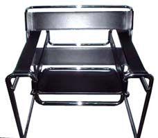 デザイナーズ家具通販 レザーフォーム社製 マルセル・ブロイヤーのワシリーチェア・チェスカチェア・テーブル