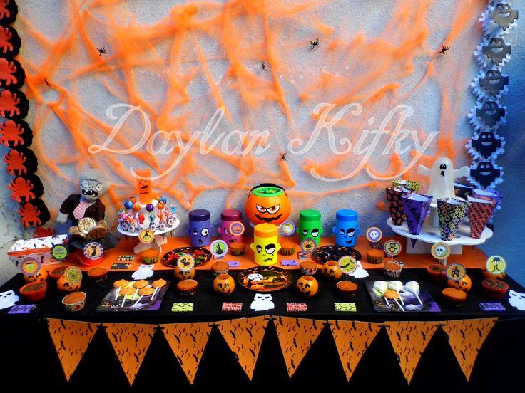 Fiesta Temática Halloween