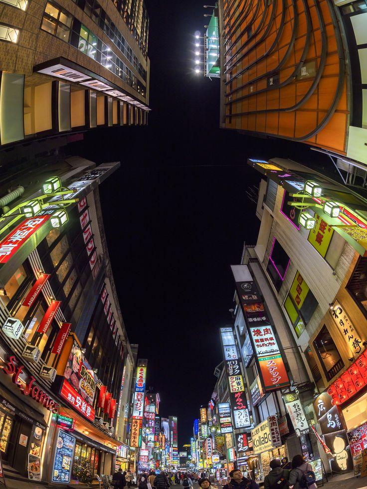 https://flic.kr/p/QxFTk2 | Kabukicho Ichibangai