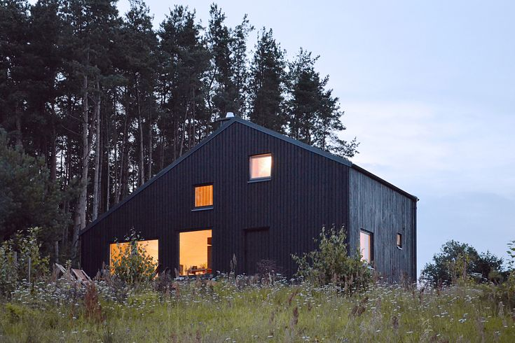 Gallery of Kashubian House / Grzegorz Layer - 10